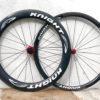 2017 Knight Composites 35 Fiber/Aivee 65 Clincher Wheelset