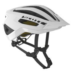Scott Fuga Plus (Cpsc) Helmet White HALO Fit - Small