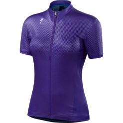 Specialized RBX COMP Jersey & Short Women's Cycling Set Geo Crest Indigo NEW - M