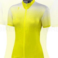 Specialized Women's RBX Comp Short Sleeve Jersey Geo Crest / Limon - Medium