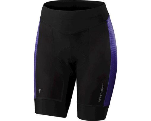 Specialized Women's RBX Comp Cycling Shorts Geo Crest / Indigo - Medium