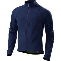 Specialized Men's Deflect Hybrid Cycling Jacket Navy - Medium