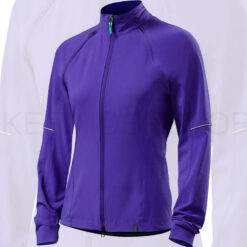 Specialized Women's Cycling Deflect Hybrid Jacket Indigo Brand New - M
