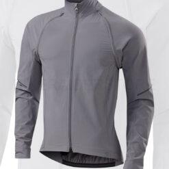 Specialized Men's Deflect Hybrid Jacket Cycling True Grey New - Medium