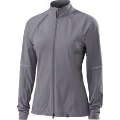 Specialized Women's Cycling Deflect Hybrid Jacket True Grey