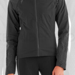 Specialized Women's Deflect Reflect H2O Cycling Jacket Black Brand New - M