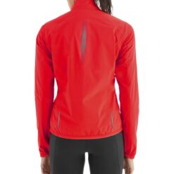 Specialized Deflect H20 Pac Jacket Women's Cycling Jacket Rocket Red - Medium