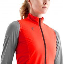 Specialized Women's Deflect Wind Vest Rocket Red - Medium