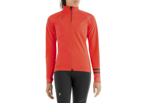 Specialized Element 1.0 Cycling Jacket Rocket Woman Red NEW - Medium