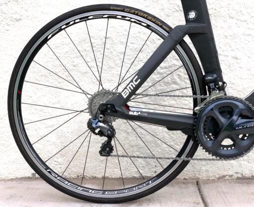 BMC TimeMachine TM01 Ultegra Di2 Professional Carbon Triathlon TT Bike Medium Long