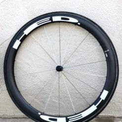 HED Stinger 6 Professional Road Bike Carbon Tubular Wheelset Rim Brake