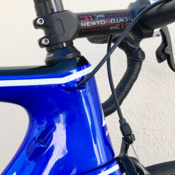 Fuji Transonic 2.3 Red eTap Full Carbon High End Road Bike Pioneer Power Meter