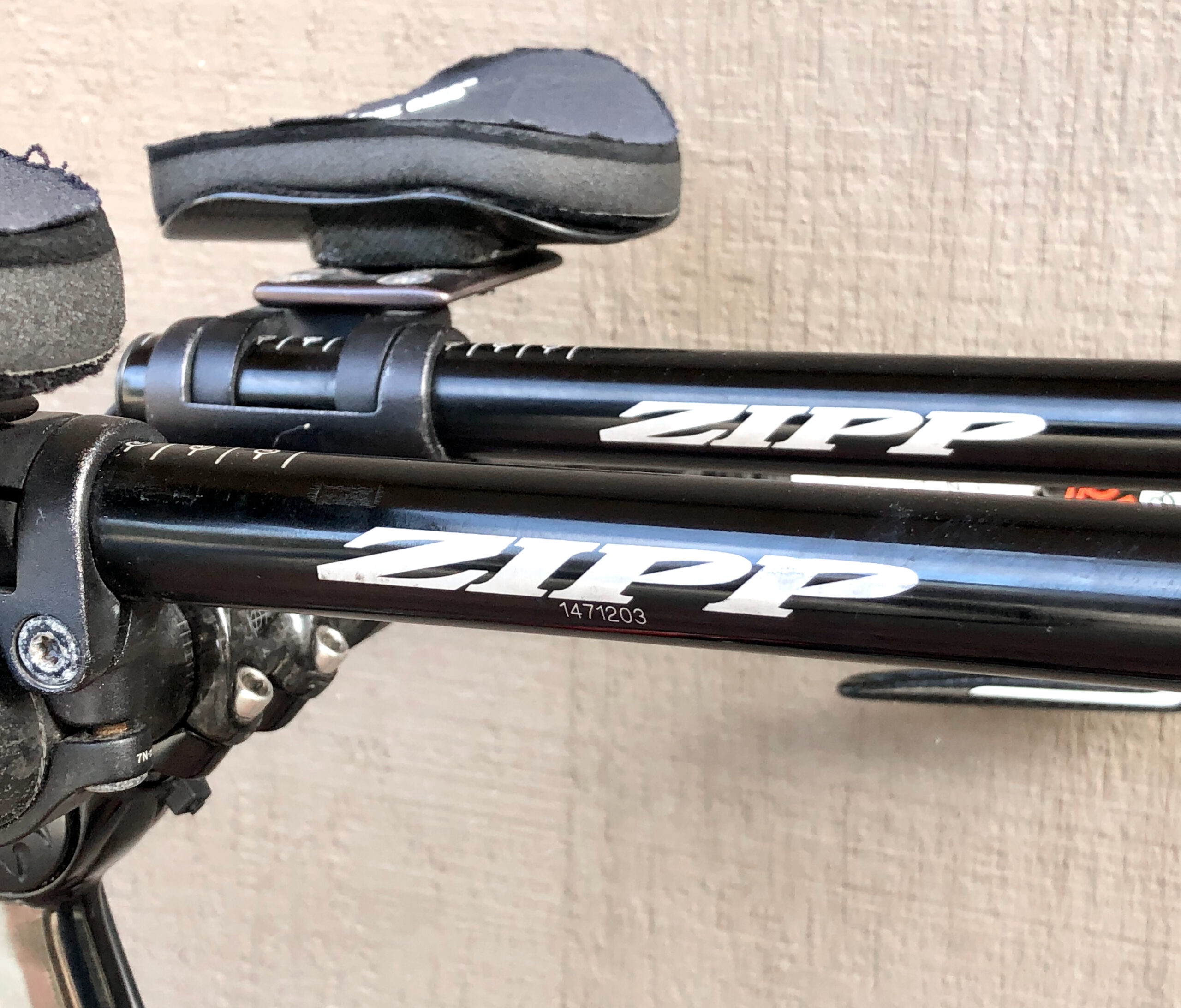 Felt DA Dura Ace 9000 Di2 Full Carbon Tri Triathlon TT Aero Bike 11 sp - 56 cm