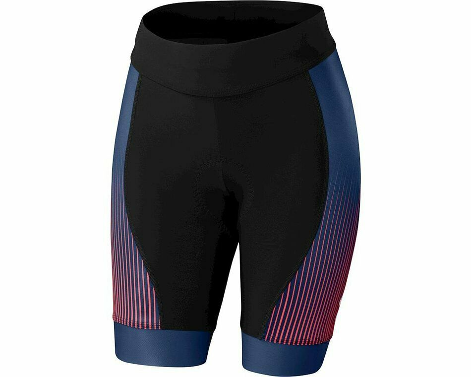 Specialized Women's SL Pro Cycling Short Line Fade/Acid Red - Medium