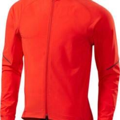 Specialized Men's Deflect Cycling Reflective Jacket Moab Orange - Medium