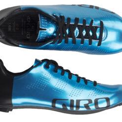 Giro Empire ACC Road Bike Cycling Shoes Blue Steel 7.5