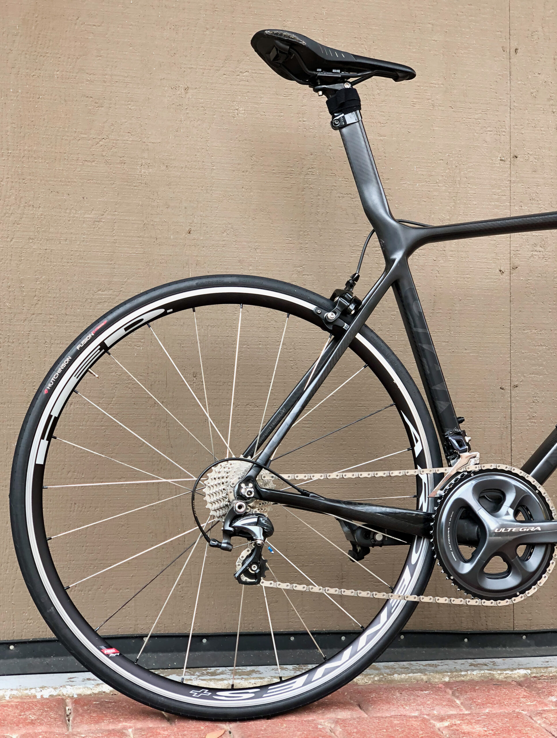 Giant TCR Advanced SL 2 Ultegra 105 11 sp HED Ardennes Full Carbon Road Bike XL