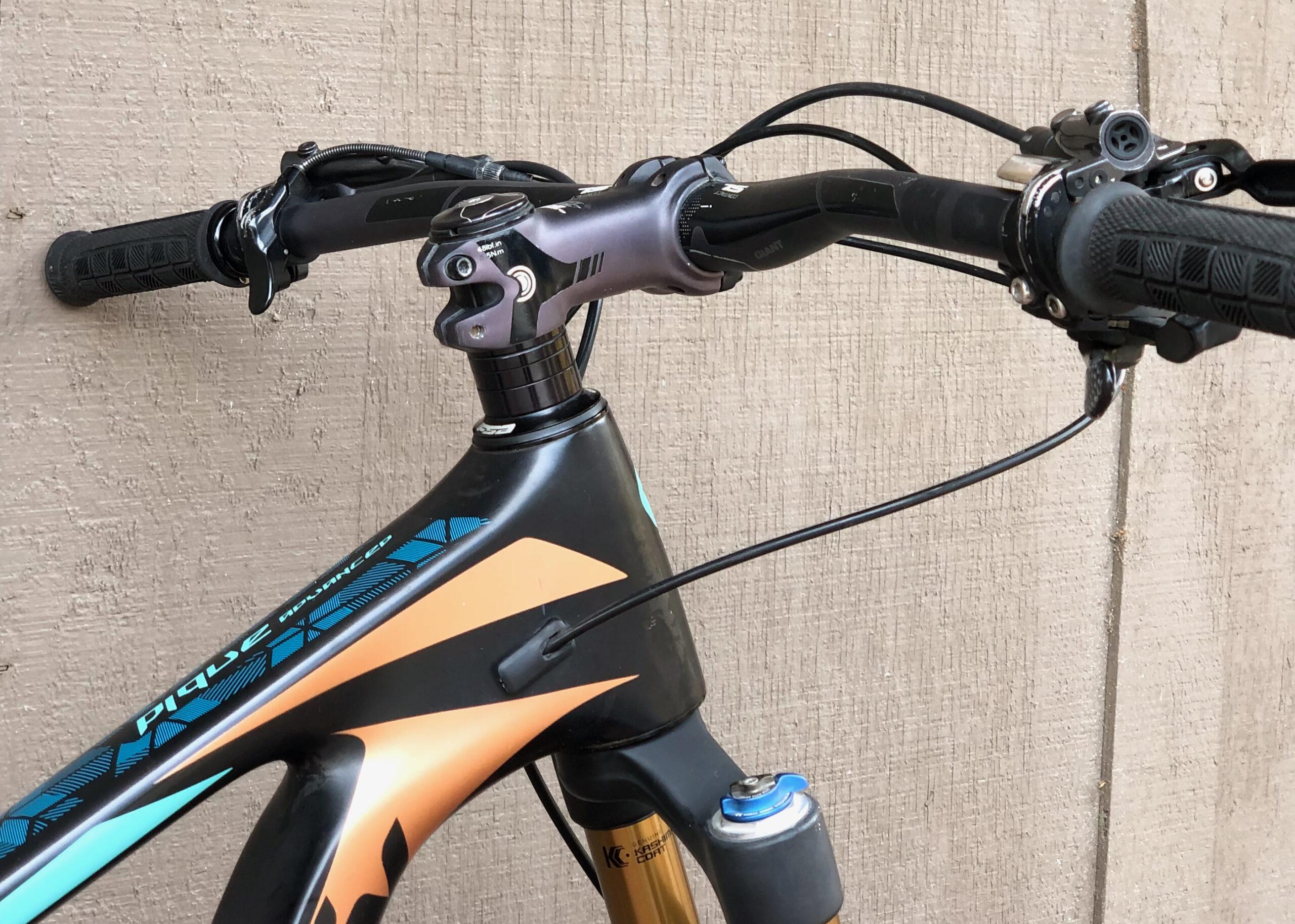 2017 Liv Pique Advanced 1 Women Carbon MTB XC Trail Mountain Bike 27.5 - Medium