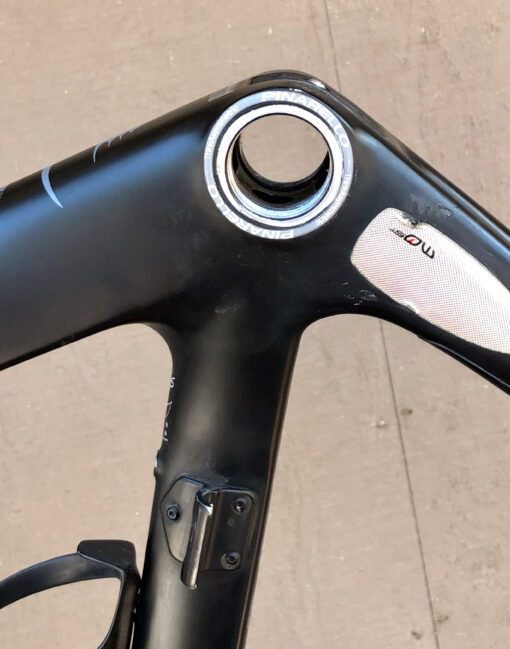 Pinarello Dogma F8 Full Carbon Road Frameset 53 cm Tour de France winner bicycle