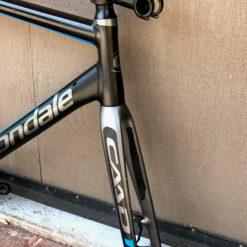 Cannondale CAAD12 Road Bike Alloy Frame 58cm w/ Carbon Fork Rim + Crank and Stem