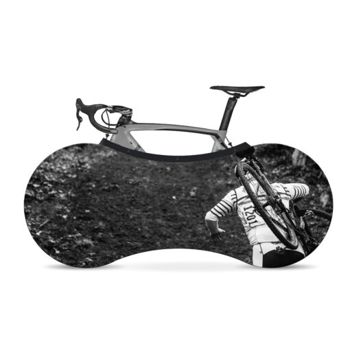 Indoor Bike Water Resistant Anti Dust Wheels Cover for Storage and Transportation - Cyclocross Hero