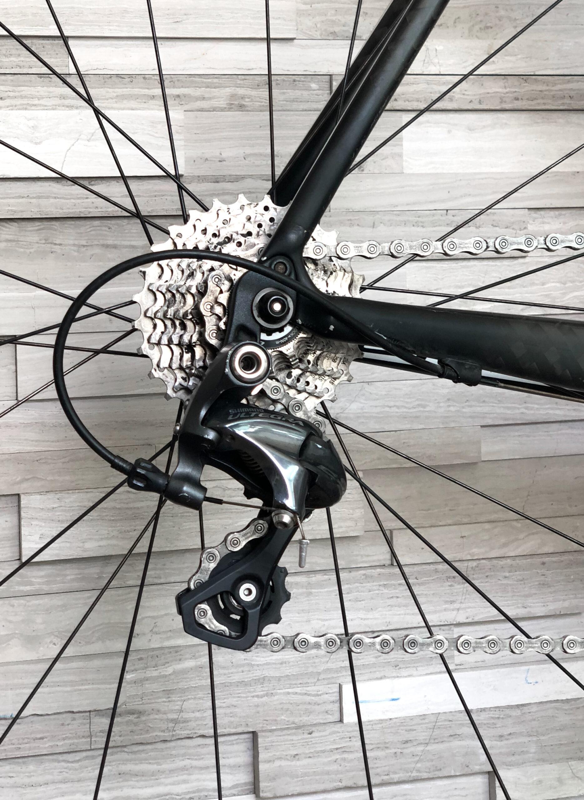 Specialized Tarmac SL2 Full Carbon Pro Road Bike Ultegra 6800 11 speed 56 cm