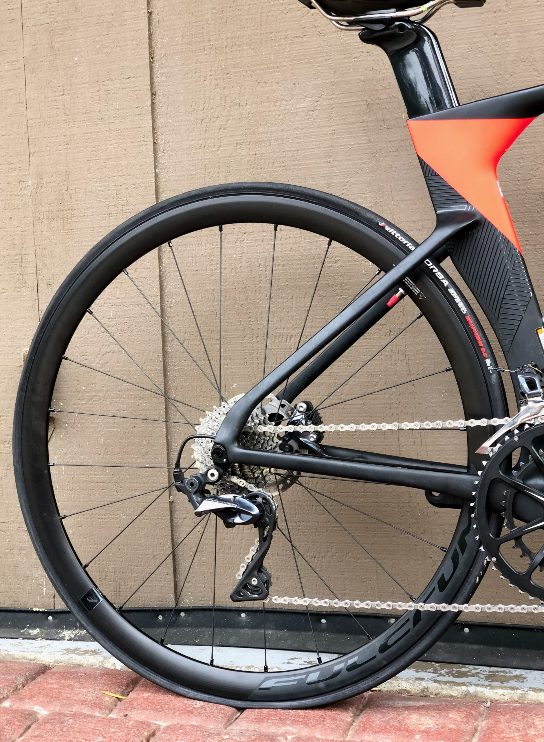 2019 Cannondale SystemSix Carbon Road Bike Ultegra 8000 54 cm Stages Power Meter