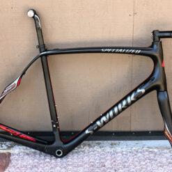 Specialized S-Works Roubaix SL4 Full Carbon Endurance Road Bike Frameset 61 cm