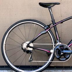 Specialized Ruby Elite Shimano 105 7000 Full Carbon Women Road Bike 48 cm w/ Zipp
