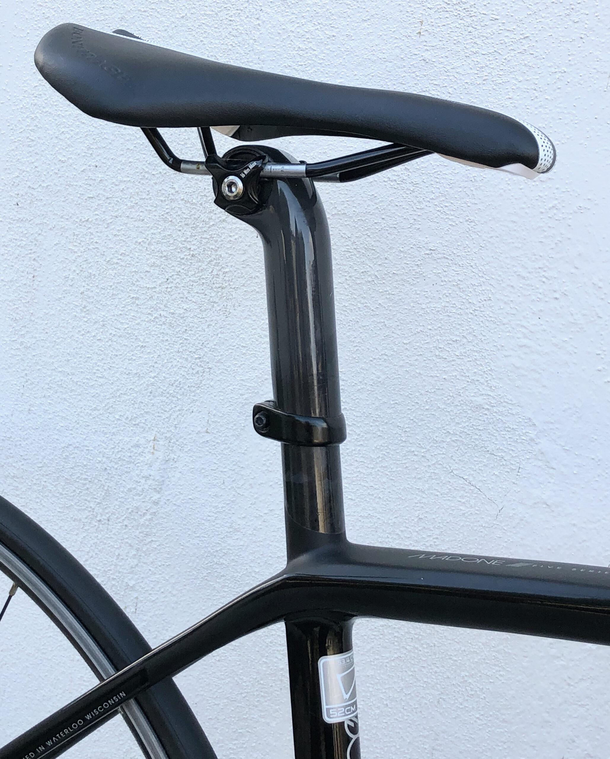 Trek Madone 5.2 Ultegra 6800 11 sp Full Carbon Professional Road Bike 52 cm