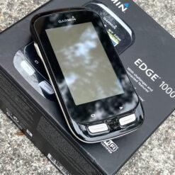 Garmin Edge 1000 GPS Bike Cycling Computer Touchscreen w/ mount